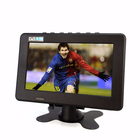 7 inch rechargeable Portable LED digital TV (DVB T/T2 / ATSC / ISDB)