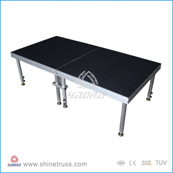On Sale Superior raw material Aluminum Stage Set