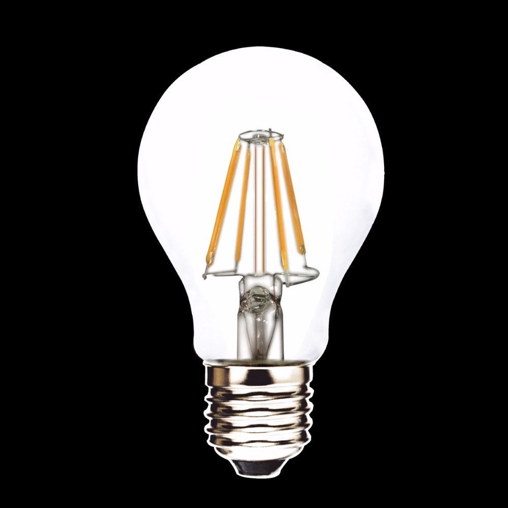 2016 Cheapest Led Lights 4w A19 Led Filament Bulb With Ce View A19 Led Filament Bulb New