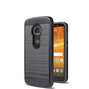 protective phone case Dual Layer case 2 in 1 PC and TPU fundas para celulares chinos for Motorola e5 US Version