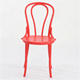 Hot sale 2017 Outdoor bentwood chair plastic PP Thonet Chair