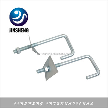 J roofing bolts with hex nuts washer rubber J hook bolts  sc 1 st  Alibaba & J Roofing Bolts With Hex Nuts Washer Rubber J Hook Bolts - Buy J ... memphite.com