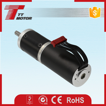 GMP16-TEC1636 Medical Instrument 24v dc gear brushless motor