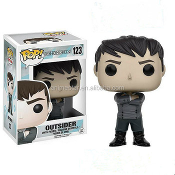 c36cba9b53 Funko Pop Dishonored Outsider Collectable Toy Anime Figure123 ...
