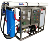 Hot sale products custom industrial seawater desalination RO plant