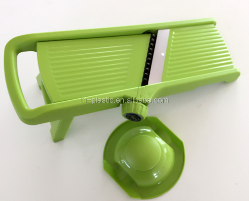 2017 new design multifunction MANDOLIN SLICER JULIENNE CUTTER vegetable slicer
