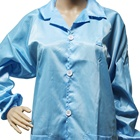 ESD Uniform Cotton smocks, ESD T/C Cotton, polyester Working Clothing