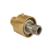 50A npt male thread brass water rotary union quick coupler joint