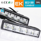 EK Universal LED Daylight Outdoor LED Recessed Light 12v LED Recessed Light waterproof auto car led daytime running light