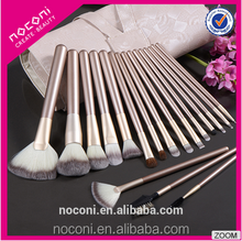 High quality Beauty Accessories 35pcs Cosmetic Brush Set/Natural Hair makeup brush set