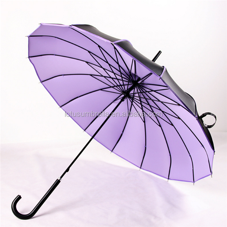 Old man's cane umbrella with lights and music,safety multi-function mp3 led flashlight umbrella