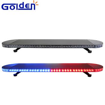 Police red blue low profile lightbar linear shaped LED light bar for construction vehicle  sc 1 st  Alibaba & Police Red Blue Low Profile Lightbar Linear Shaped Led Light Bar ... azcodes.com