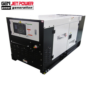 Small portable diesel generator 8KW 8.8KW 9KW 10KW 11KW 12KW power line generator price in Thailand