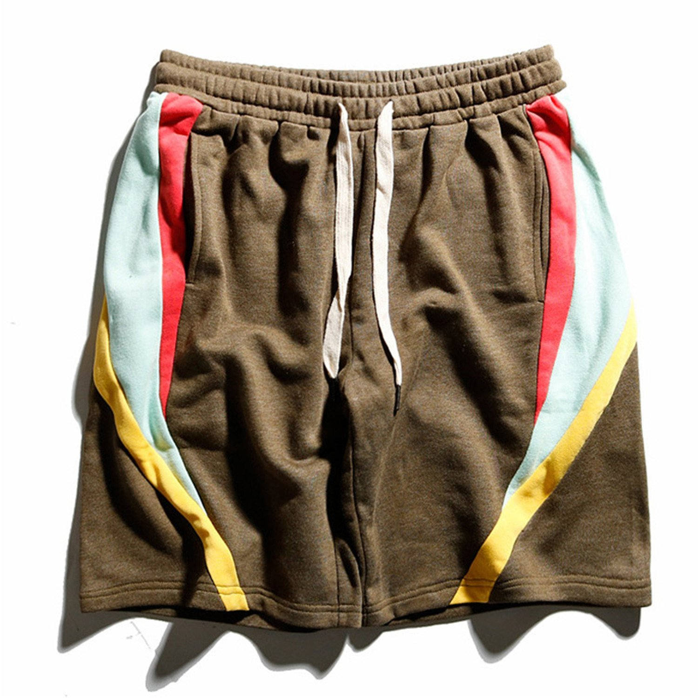 WAWAYA Mens Casual Twill Cotton Multi Pockets Loose Cargo Camo Shorts