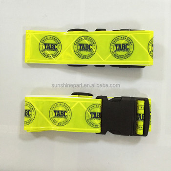 OEM and High Quality 6P Reflective Waist belt