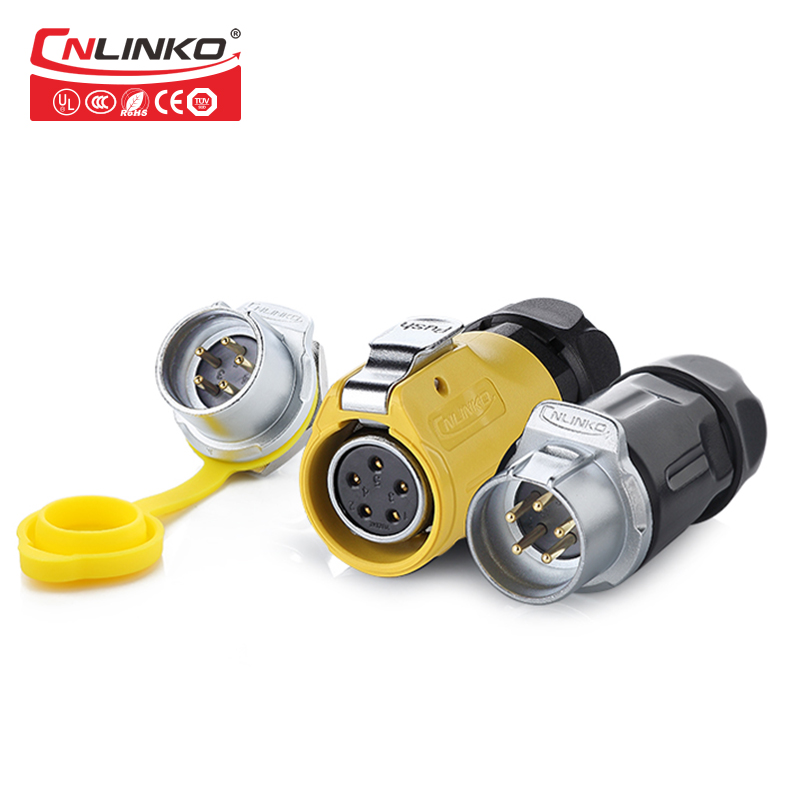 New Electrical Bulkhead Connector Automotive