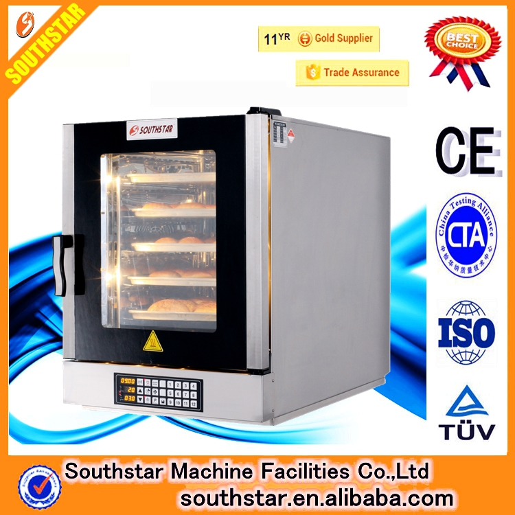 CHINA manufacturer multi-functional steam convection oven
