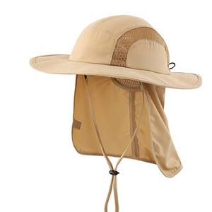 402ec3a1 Neck Flap Safari Bucket Hat, Neck Flap Safari Bucket Hat Suppliers and  Manufacturers at Alibaba.com