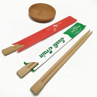 tableware set 240mm disposable bambooo chopsticks for return gifts