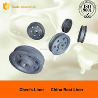 42CrMo4 grading wheel for mine