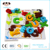 FQ brand hot sell early education baby letters of cartoon animals wooden puzzle