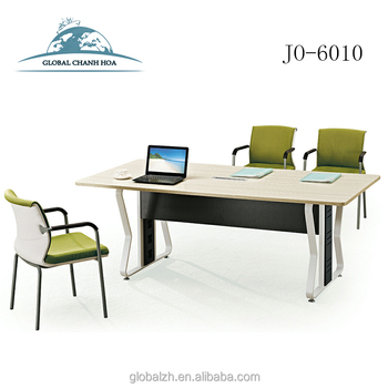 Mini Conference Table Office Square Meeting Room Chatting Table - Square conference room table
