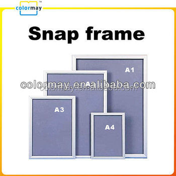 A3 Size Black Poster Frame A4 Up To A0 Snap Frame B1 Black Snap ...