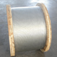 hot dipped galvanized steel rope wire message cable