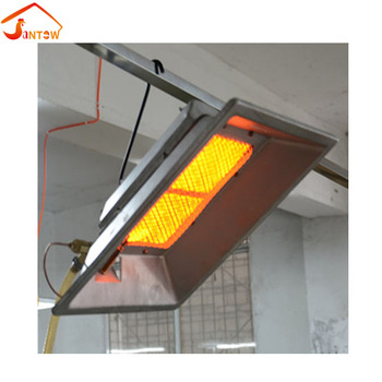 Energy Saving Infrared Poultry Gas Heater For Chicken Brooder
