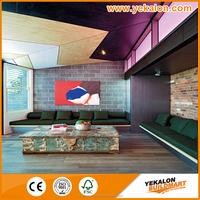 Pine wood planks fire resistant flooring