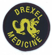 75% embroidery drexel medicine patch