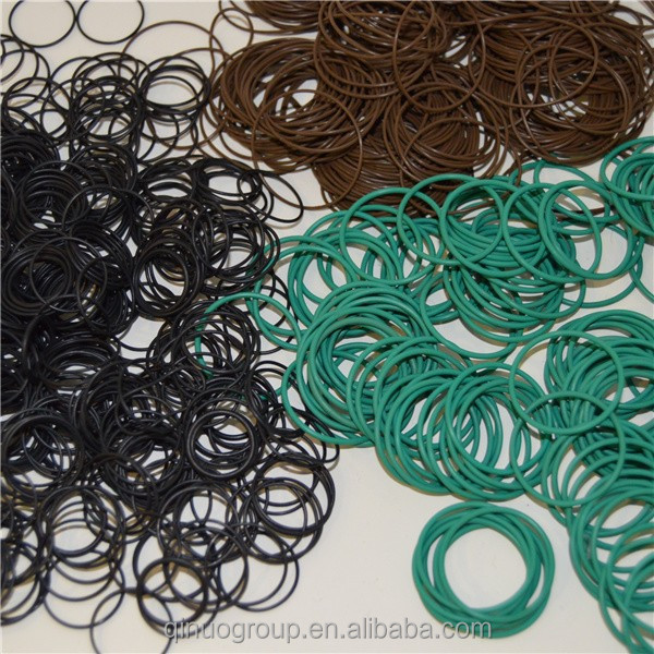 High quallity Buna AS568 standard small rubber O ring