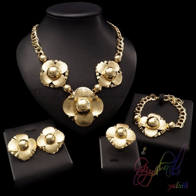 Buy Cheap China 22 karat gold jewelry set Products Find China 22