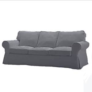 Cool Buy Replace Cover For Ikea Solsta Two Seat Sofa Bed 100 Download Free Architecture Designs Scobabritishbridgeorg