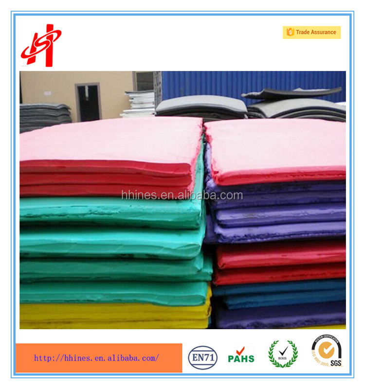 Washable colorful extra thick sublimation eva foam sheet
