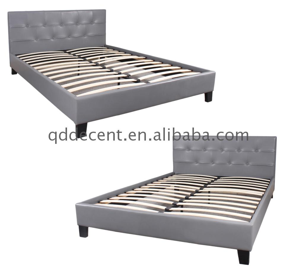 Best quality korea massage faux leather bed for factory use