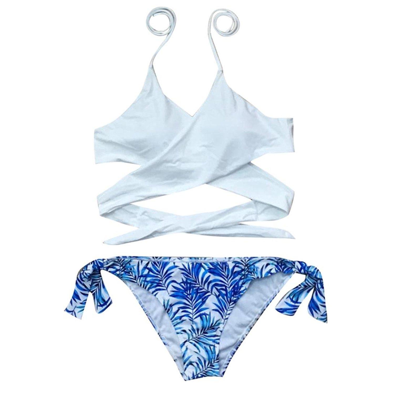 79a6e34fe0 Sets RAISINGTOP Ladies Push-up Padded Bra Pineapple Pattern Bikini Set  Swimwear Separates Swimsuit Bathing Suit Beachwear