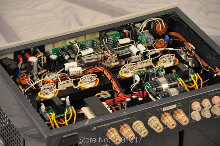 Muzishare X7 Kt88 Push Pull Tube Amp