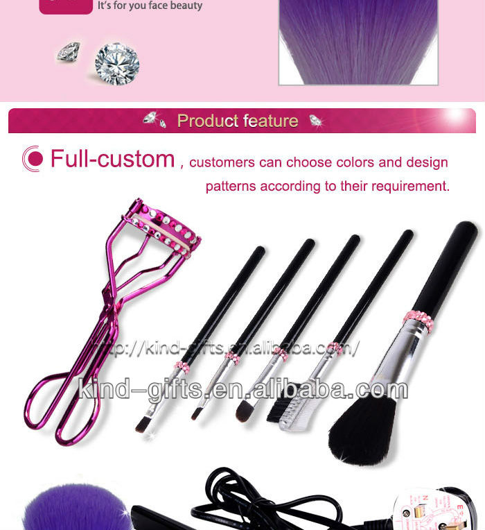 Electric Heated Eyelash Eye Lashes Curler