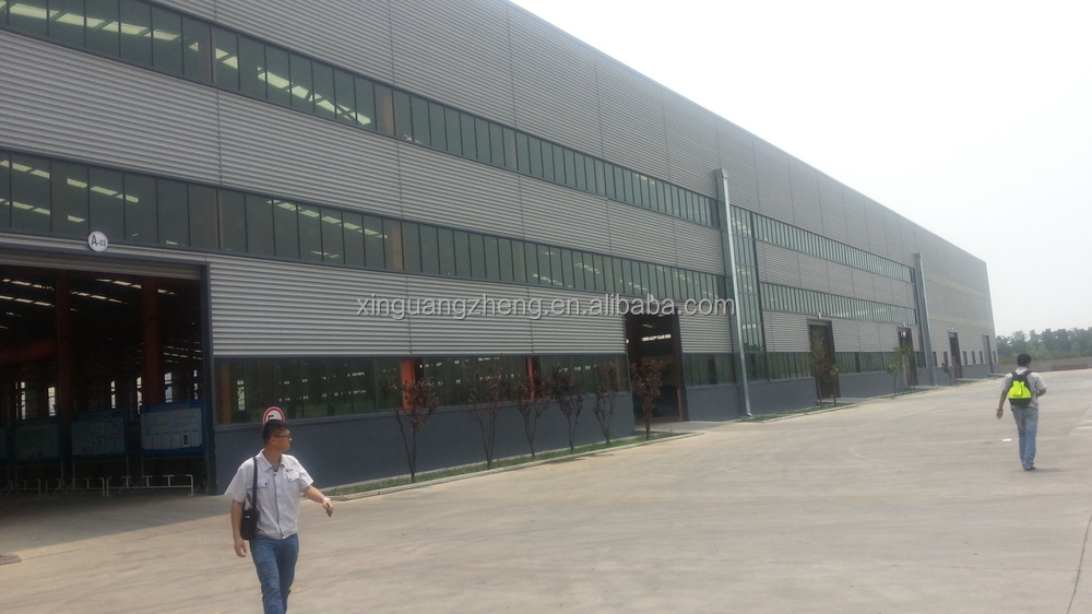 High Quality Qingdao Steel Structure Warehouse Supplier