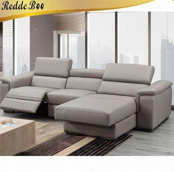 Whole L Shape Italy Pellissima Recliner Sofa