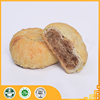 Snack food chinese bean soft and crisp cracker with walnut seeds filling filled