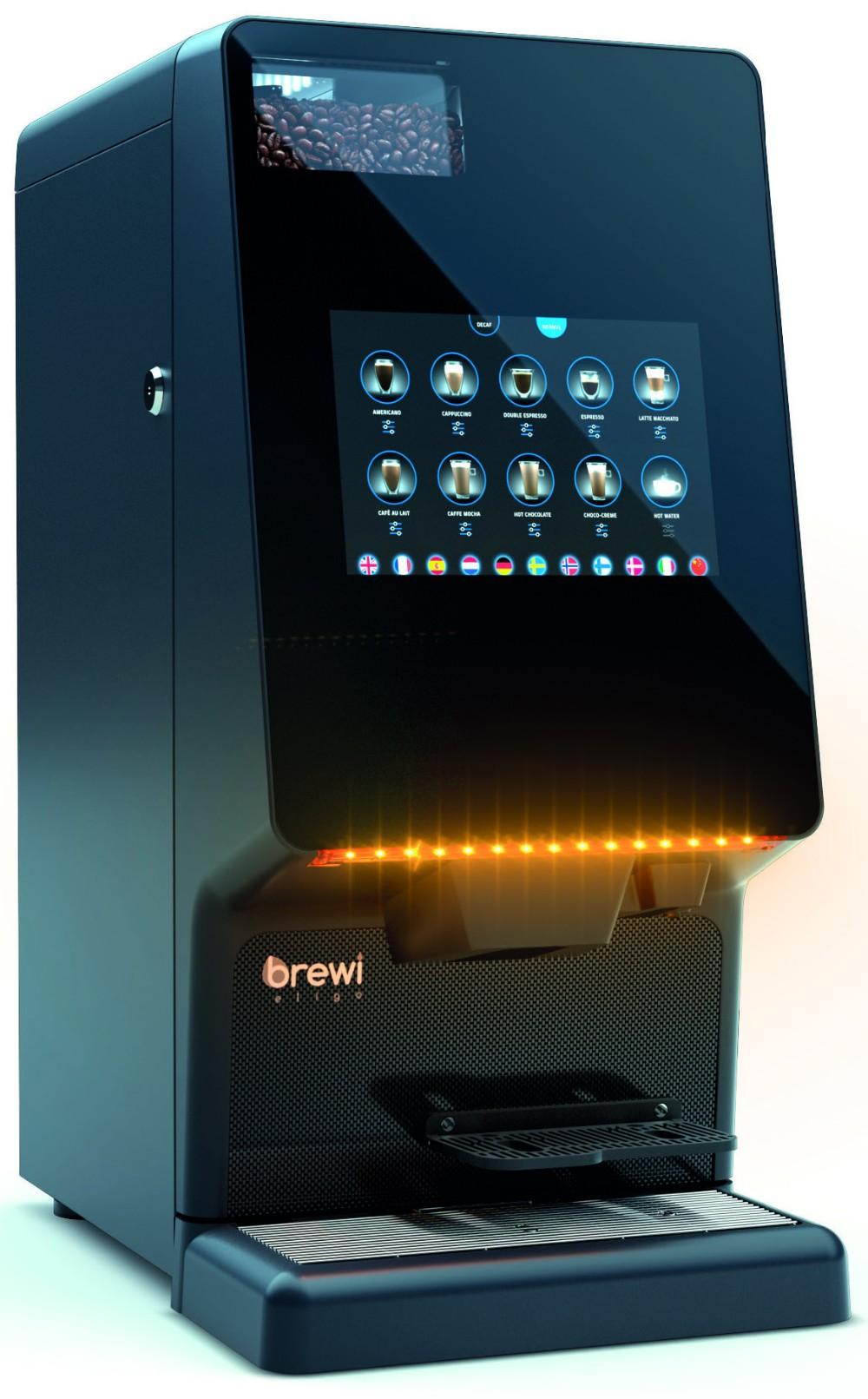 Sapoe 2t32b Brewi Eligo Automatic Dynamic Touch Screen