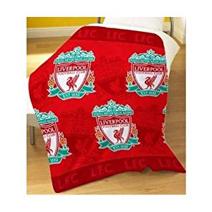 Liverpool F.C. Fleece Blanket Mt