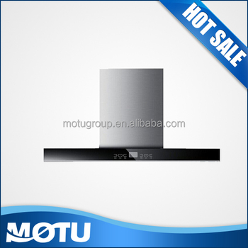 Chinese Kitchen Range Hood / Cooker Hood With Copper Motor