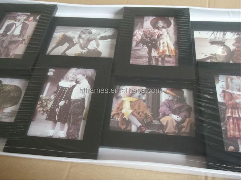 Blanco Collage Marco De Fotos Con 8 Aberturas - Buy Product on ...