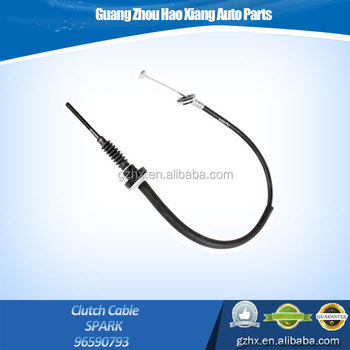China Supplier Auto Clutch Cable Oem 96590793 For Chevrolet Spark