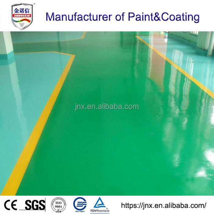 epoxy boden hochglanz anti statische saure betonboden lack malen bodenbelag