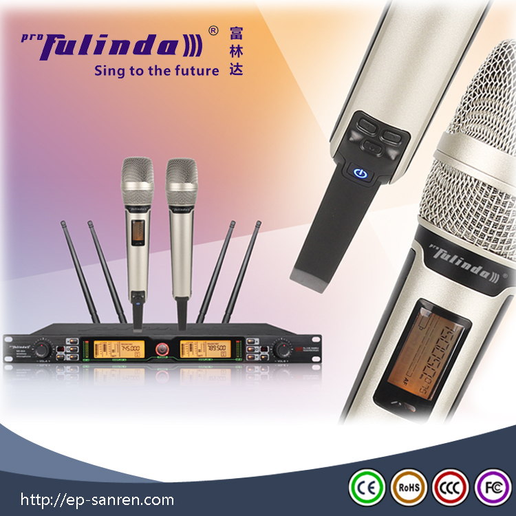 New type high grade low noise enping microphone price