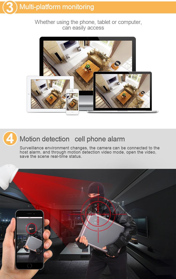 2018 Hotsale H.265X Super starlight remote control camera Onvif ip network camera
